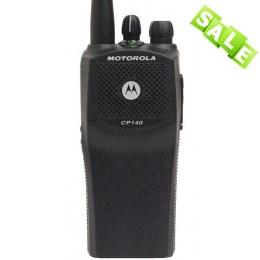Motorola CP140 VHF (полный комплект), SALE