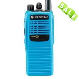 Motorola GP340 VHF (взрывобезопасная)
