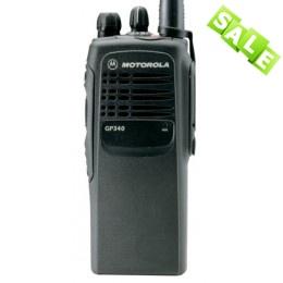 Motorola GP340 LB2 (комплект с ЗУ)