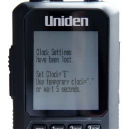 Ремонт приемника Uniden BCD436HP, амнезия