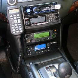 Установка автомобильной радиостанции в Москве (локально)